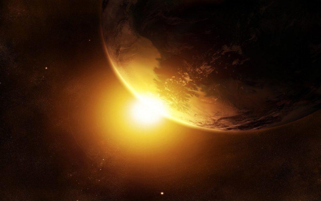 El Sol es más grande que la Tierra en muchos aspectos