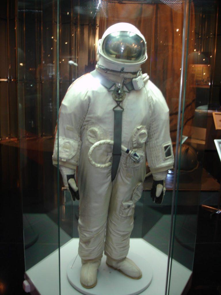 Traje espacial para Astronautas