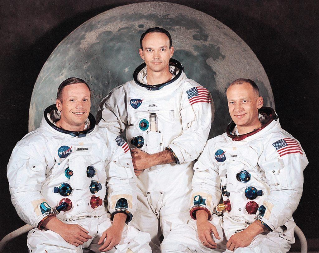 Tripulación de Astronautas a la Luna