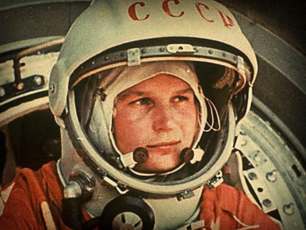 Primer astronauta