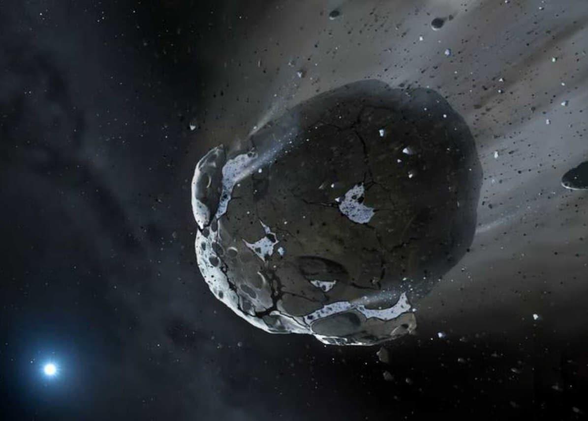 Asteroide bennu desvio
