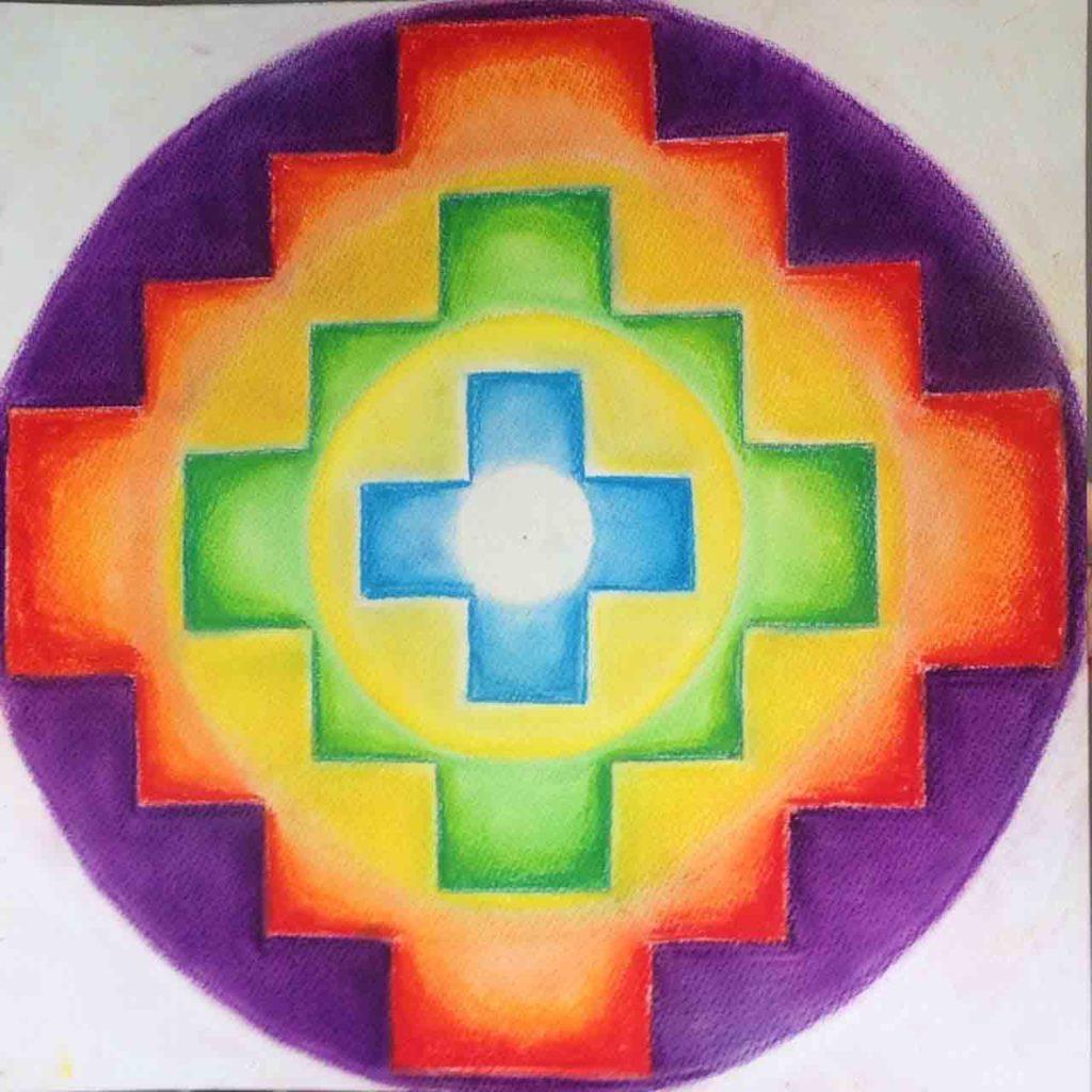 Chakana en la Cosmología andina