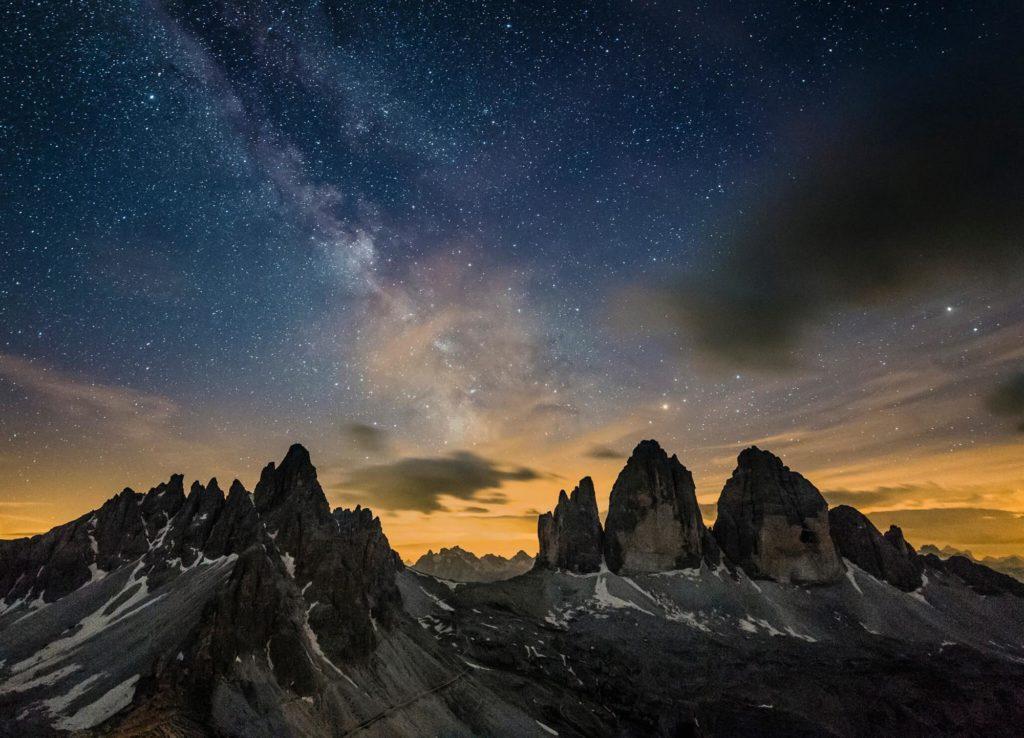 Montañas misteriosas Constelaciones andinas