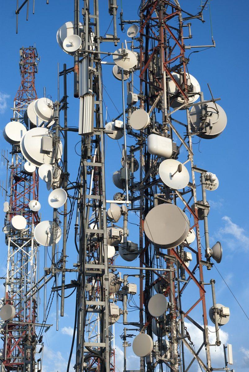 antenas de telefonía celular