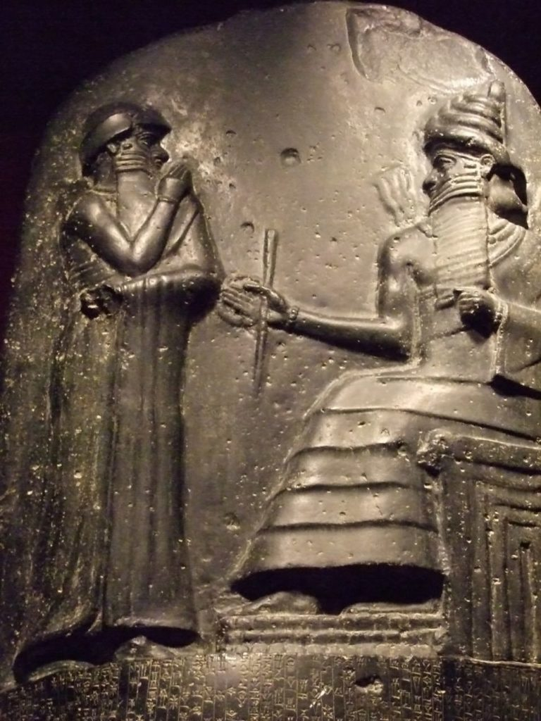 tablilla babilonia Cosmogonía