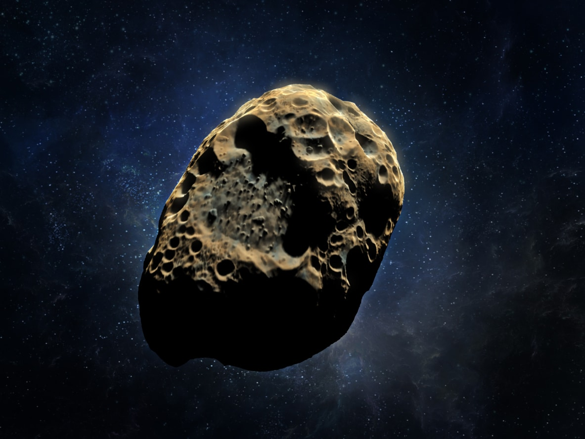 Asteroide 1371