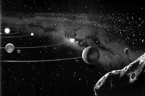 impresionante asteroide apolo