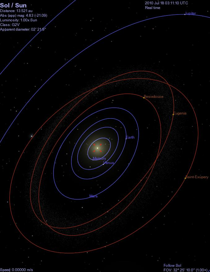 asteroide b-612-6