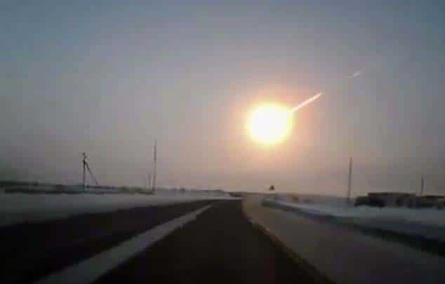 impacto de asteroide cheliabinsk