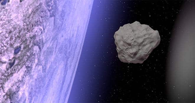 asteroide florencia