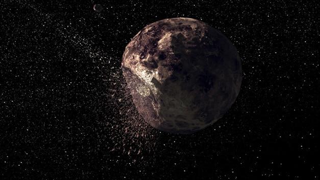 asteroide mas grande visto