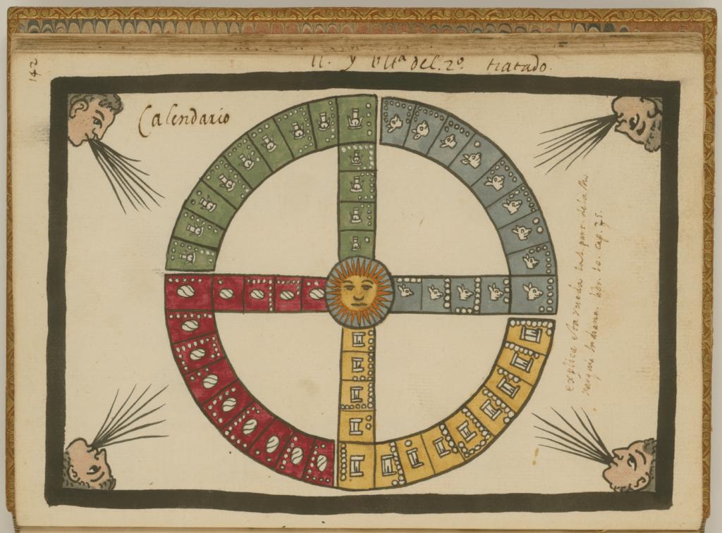 Cosmología azteca
