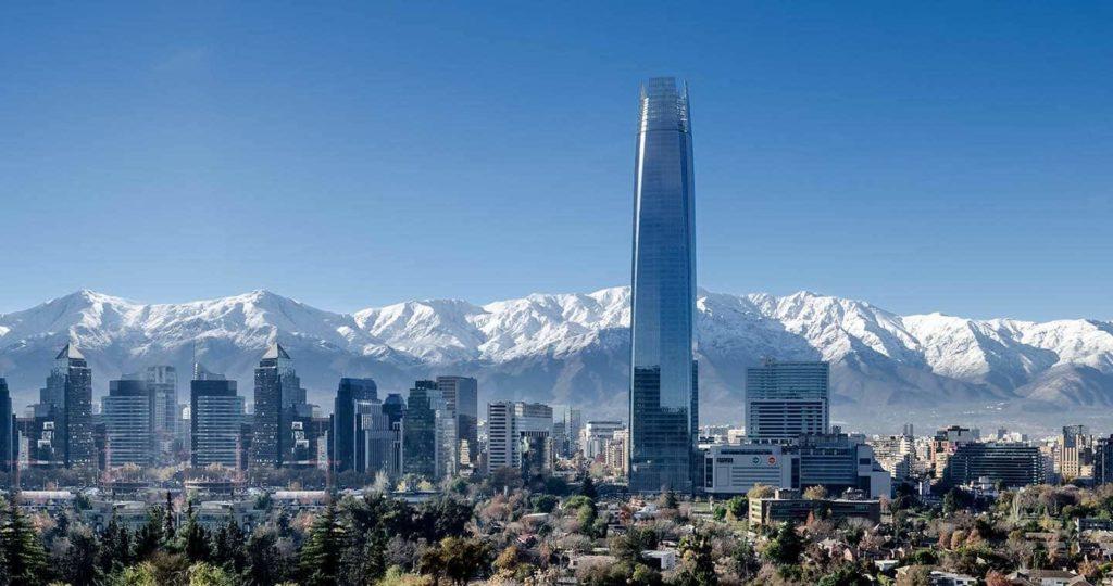 Chile y la Constelación de estrellas