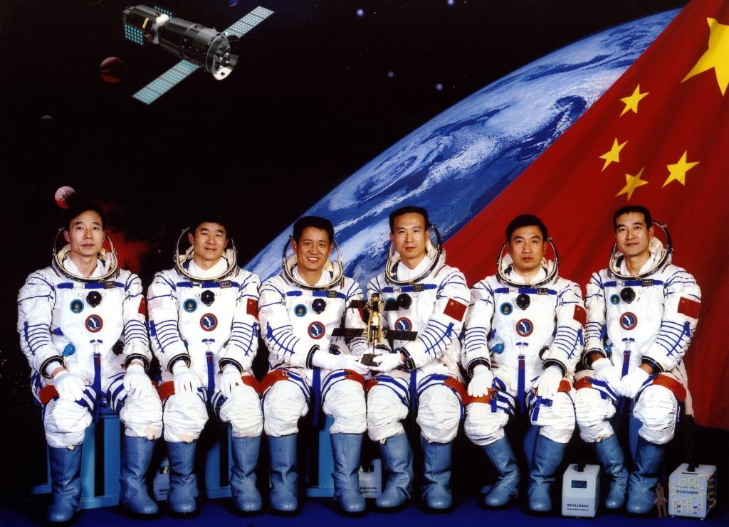 Nave espacial china
