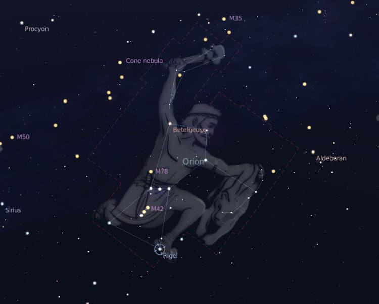 constelación de orión-15