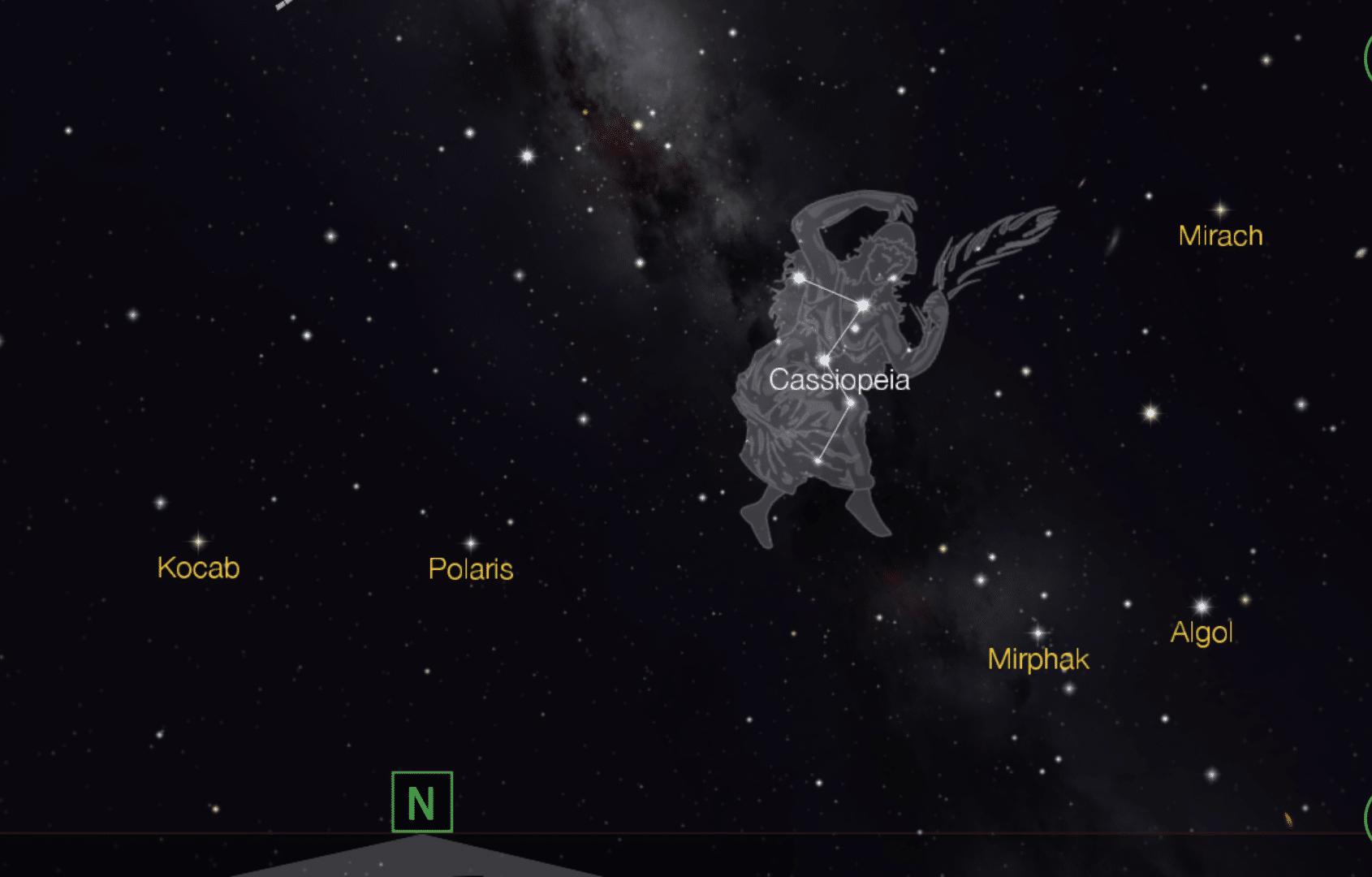 constelacion casiopea3