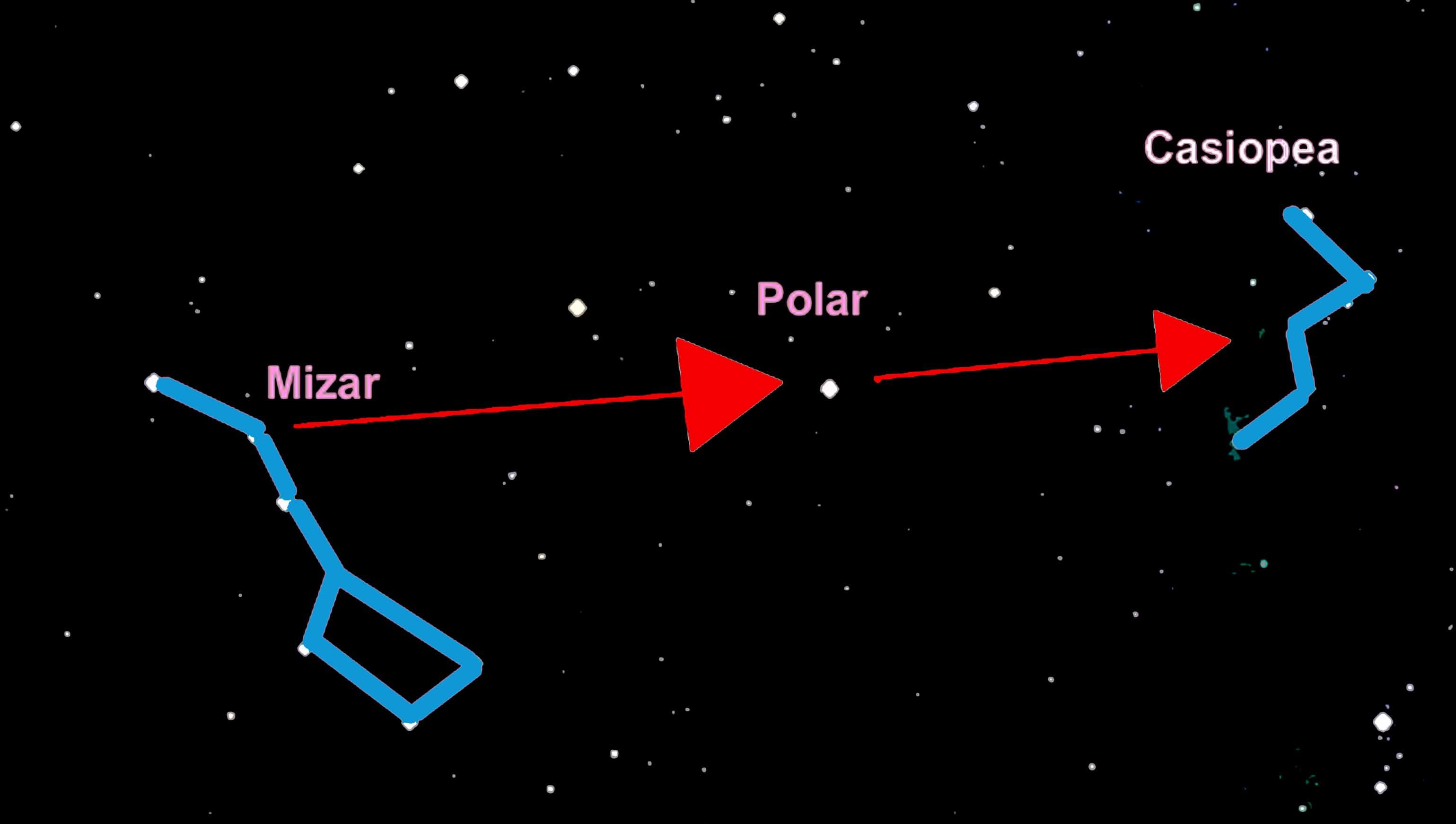 constelacion casiopea5