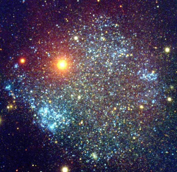 estrellas de la constelación de leo
