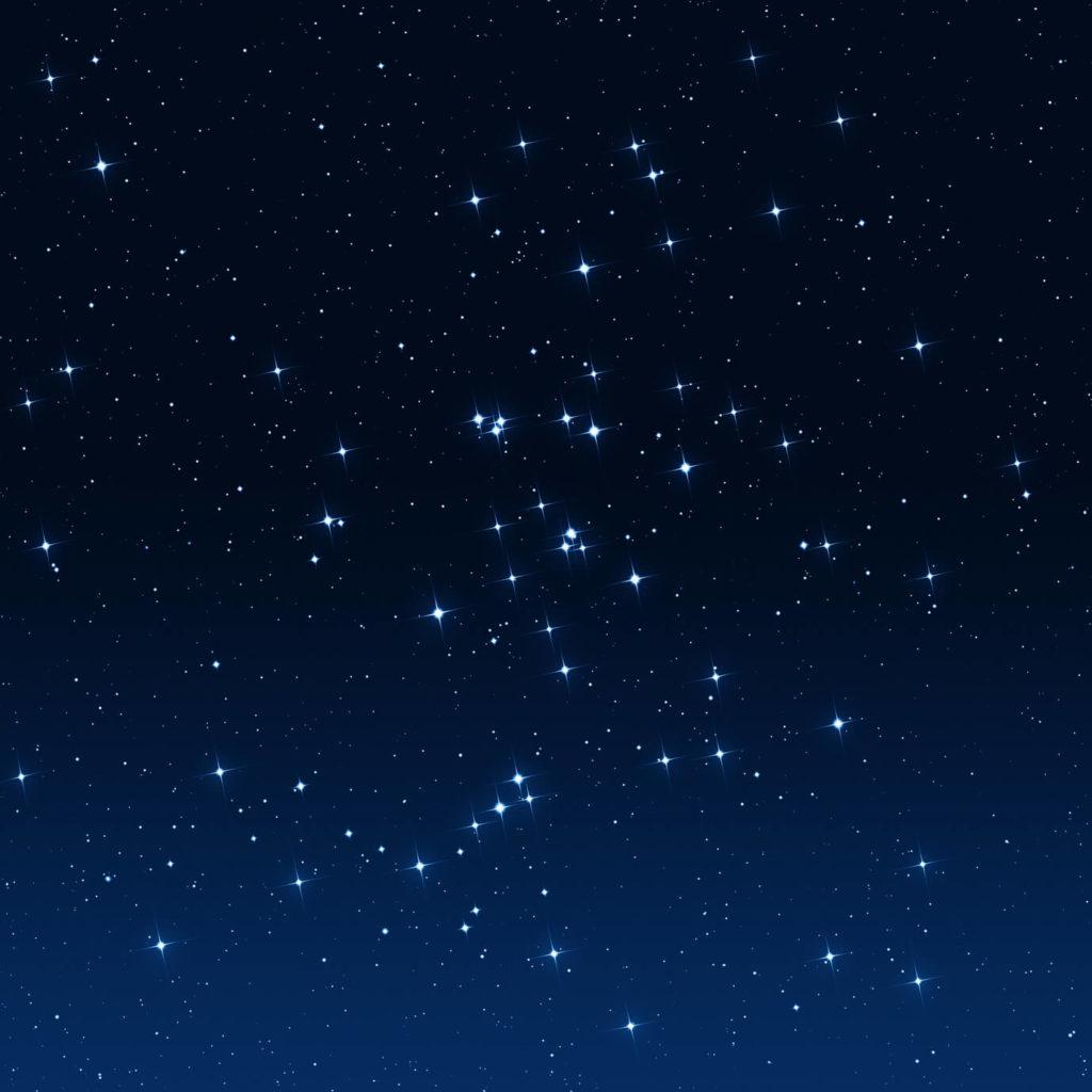Definición de Constelación de estrellas