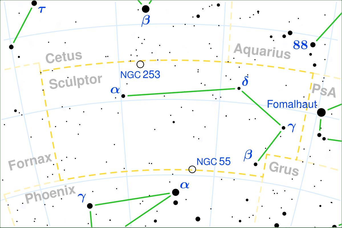 Constelaciones australes: Todo lo que necesitas saber