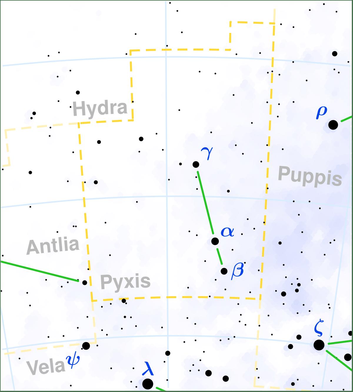 constelaciones australes 17
