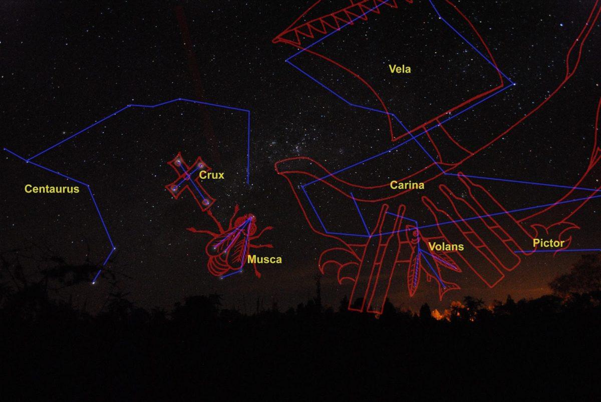 constelaciones australes 7
