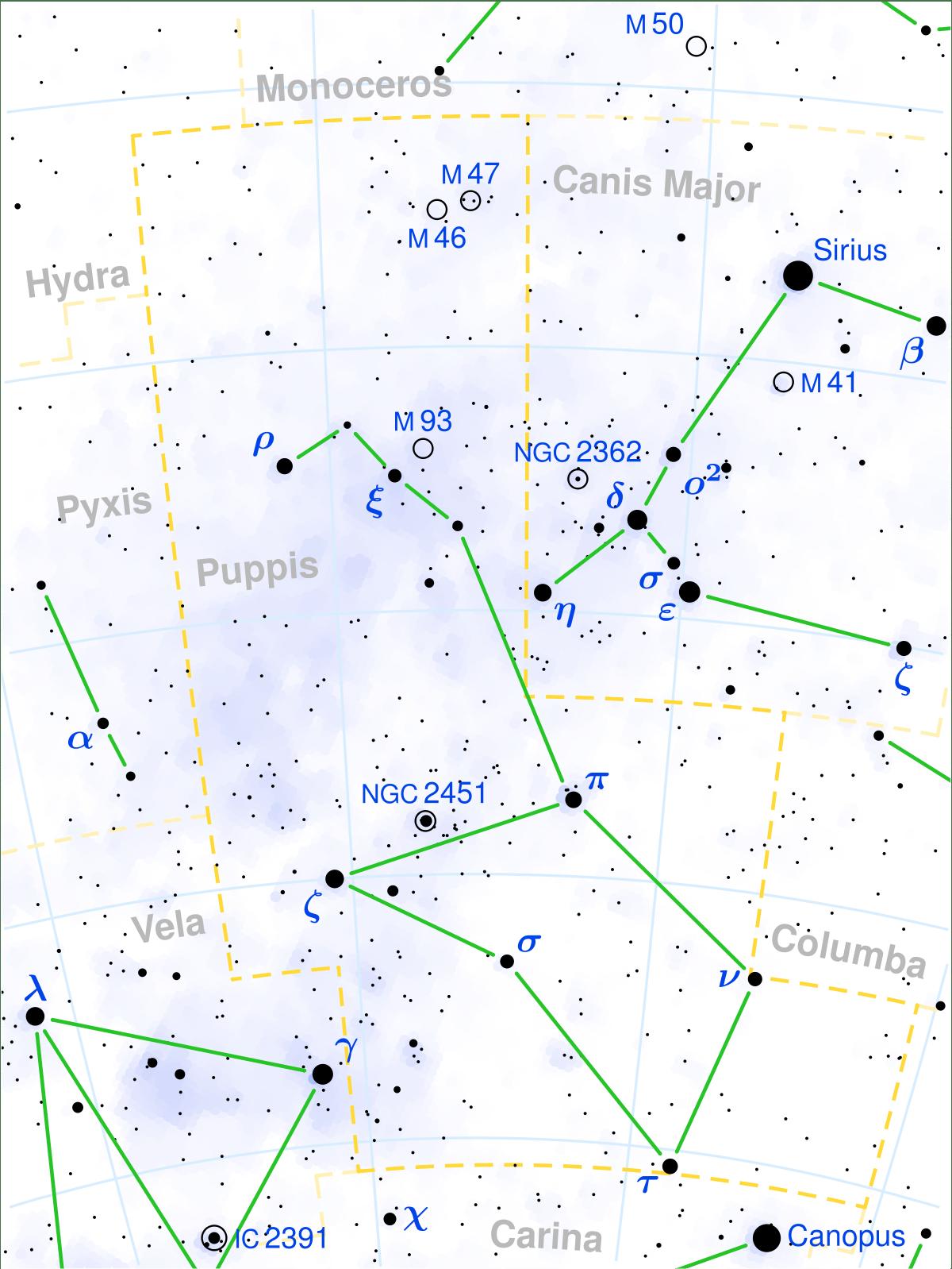 constelaciones australes 9