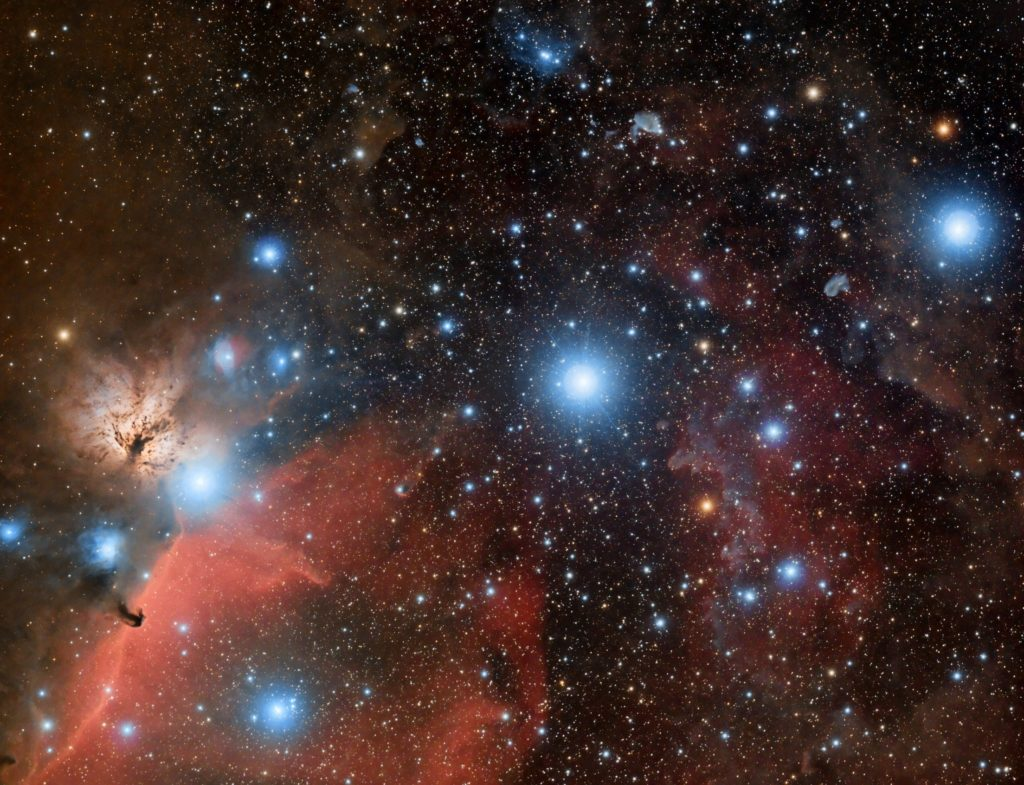 constelaciones de orion