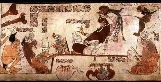 enigmas de las constelaciones mayas