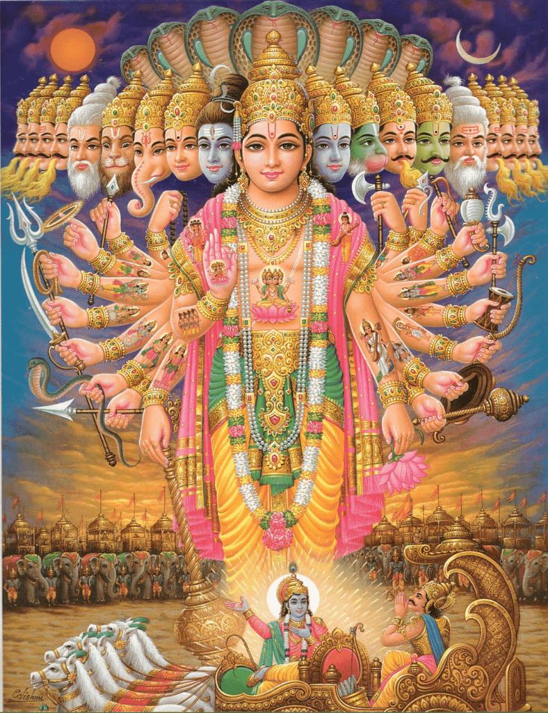 cosmología hindú