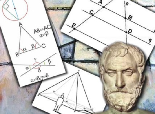 cosmologia de tales de mileto y el universo
