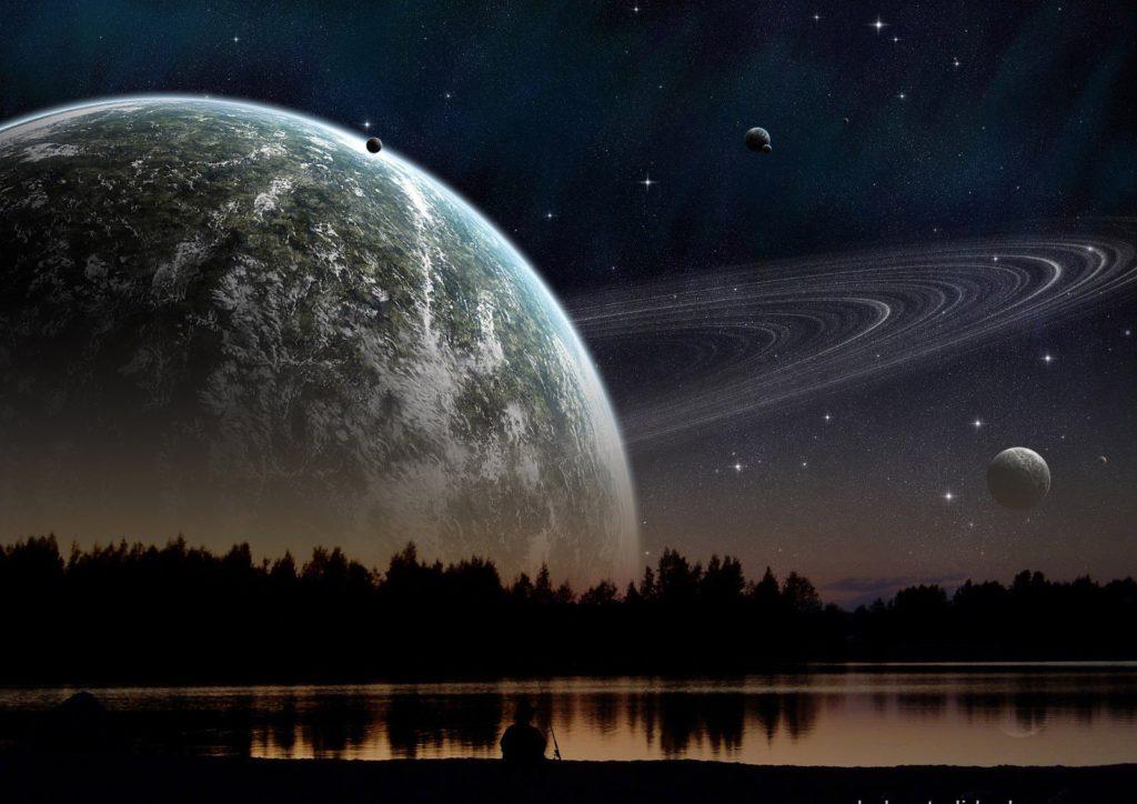 Creación del universo y la Cosmogonía