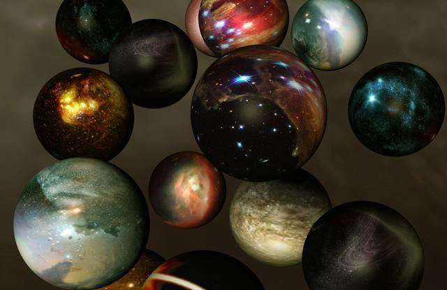 cuantos universos existen