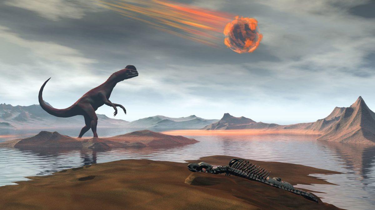 objeto similar al Asteroide 1402 pudo haber extinguido los dinosaurios