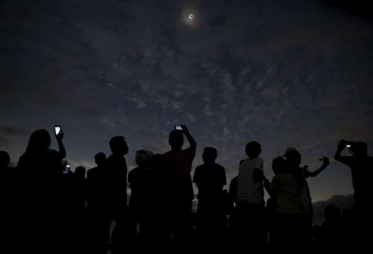 que es un eclipse solar y como verlo