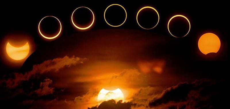 eclipse solar y significado espirutual