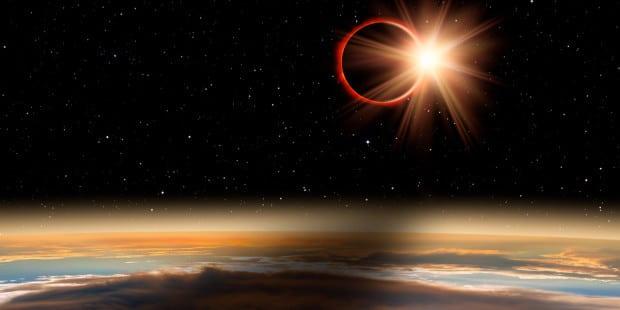 eclipse solar y su significado espiritual