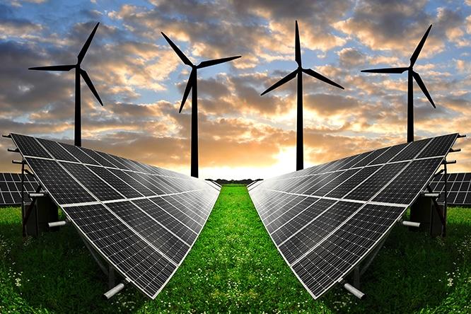 el sol es un recurso renovable ilimitado