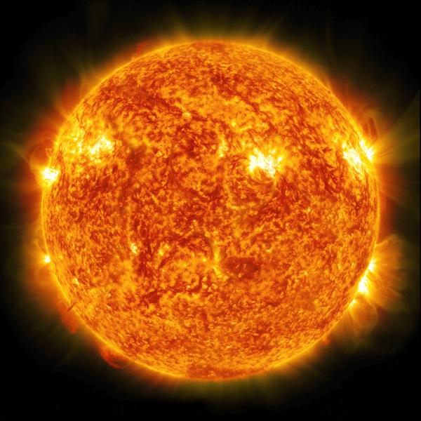 el sol es una estrella5