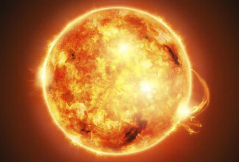 el sol es una estrella6