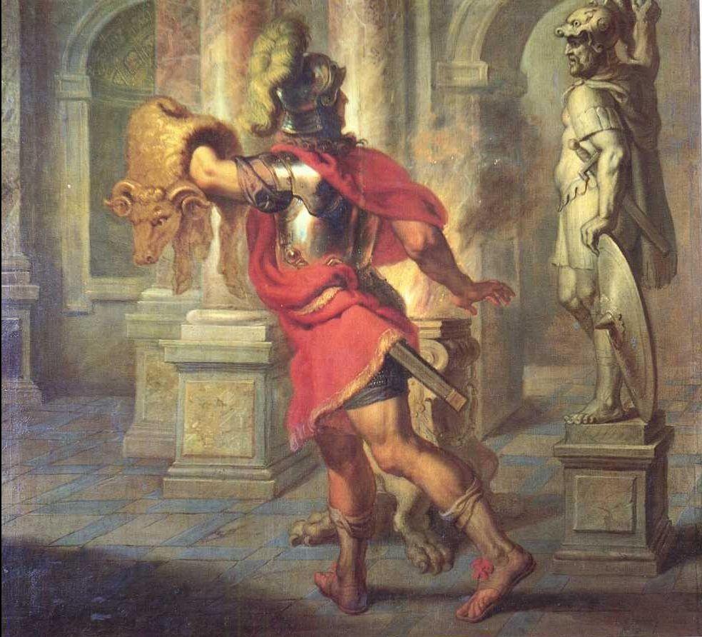 mitología de la Constelación de Aries