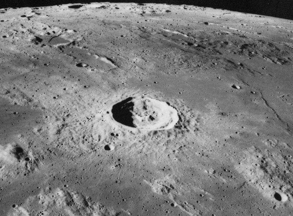 posible civilización en la luna