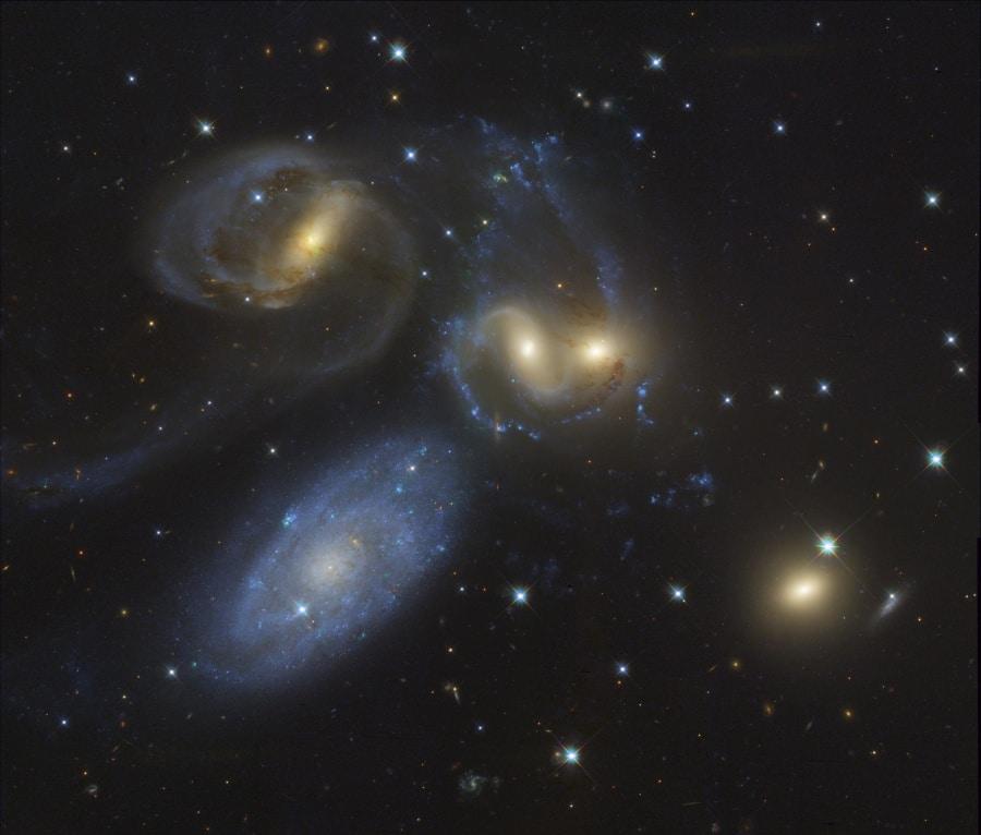 imaginar Galaxias en fundición