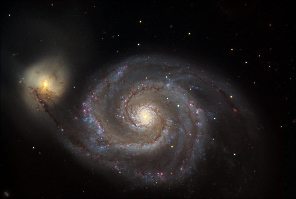 Galaxias y explicaciones de la Cosmología científica