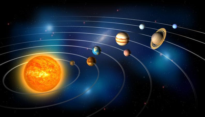 gravedad del sol 2