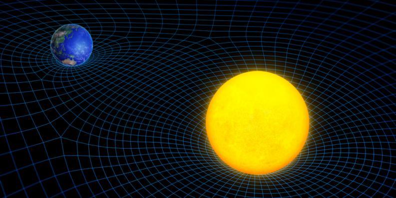 gravedad del sol 5