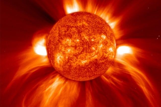 la leyenda del sol rojo