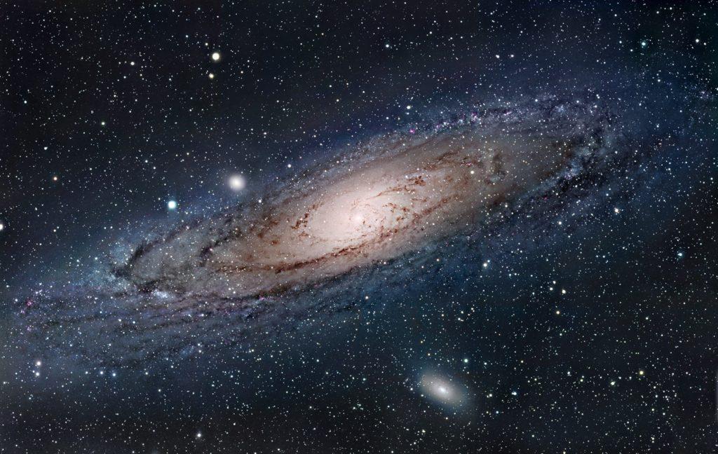 Vía láctea y Constelaciones andinas