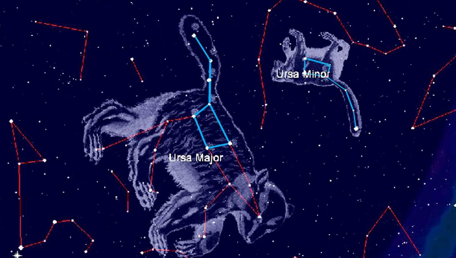 las constelaciones y la mitología-4