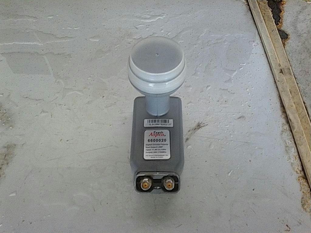 antena de lente
